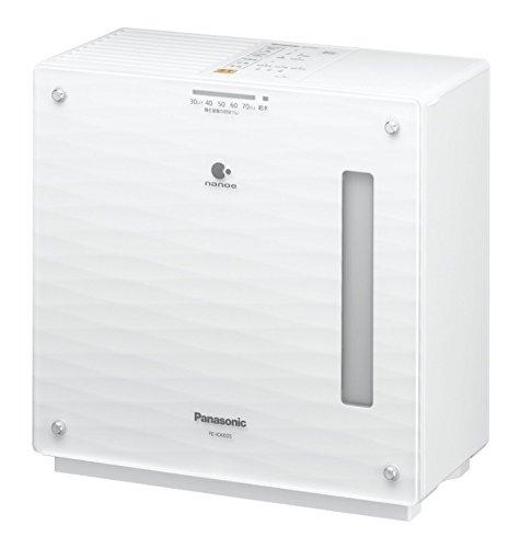 パナソニック ナノイー 気化式加湿機 和室8.5畳/洋室14畳 ミスティーホワイト FE-KXK05-W