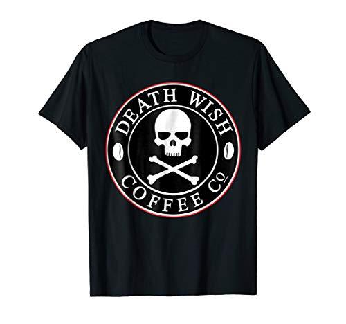 Death Wish Logo T-Shirt