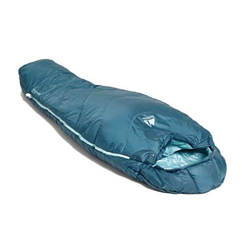 Eurohike Adventurer Youth Sleeping Bag, Teal, One Size