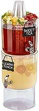 Buddeez Party Top Beverage Dispensers, 1.75 Gallon, 2 Count