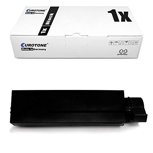 1x Eurotone Toner für Oki B 401 wie 44992402 Black Schwarz Druckerpatrone Kartusche
