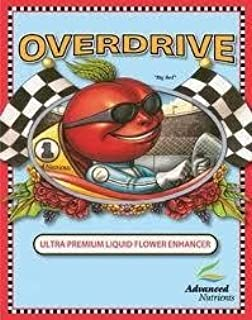 Advanced Nutrition Overdrive 100Ml Dragons Blood / 20 G
