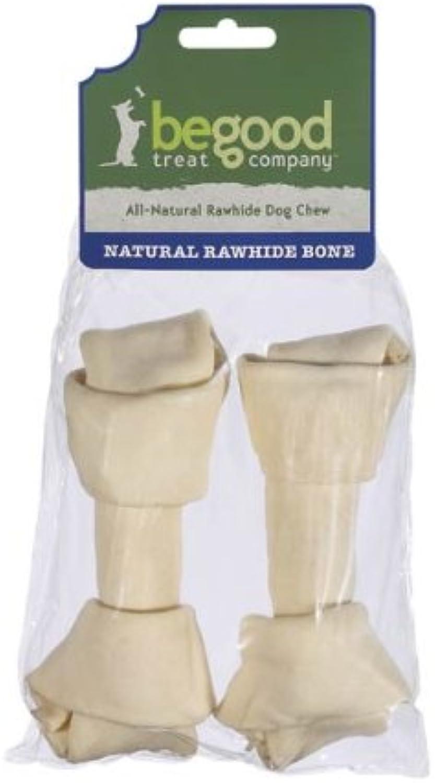 Be Good Natural Dog Rawhide Bone Chew, 6 to 7Inch