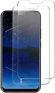 ASUS ZenFone5 ZE620KL/ZS620KL ガラスフィルム 【2枚セット】ASUS ZenFone5 ZE620KL/ZS620KL強化ガラスフィルム 2.5D弧度ラウンドエッジ加工 最大硬度9H/高透過率/自動吸着/気泡ゼロ ...