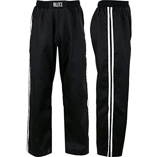 Blitz Sport-Pantaloni Full Contact, in Poliestere E Cotone, per Bambini
