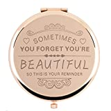 Birthday Gifts for Women, Inspirational Gifts for Women, You're Beautiful/Funny Women Gifts for Birthday / Unique Gifts for Women, Girlfriends, Daughters or Colleagues