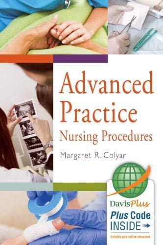 Download Advanced Practice Nursing Procedures 0803642067