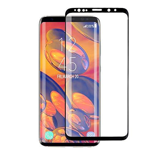 smartect Panzerglas kompatibel mit Samsung Galaxy Gear S3 Frontier/Classic [2 Stück] - Displayschutz mit 9H Härte - Blasenfreie Schutzfolie - Anti Fingerprint Panzerglasfolie
