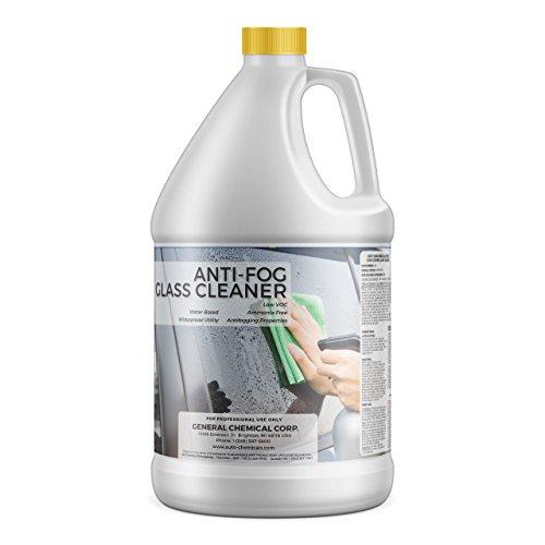41Fs9lQ krL - AutoGeneral - Anti-Fog Glass Cleaner - Ammonia Free Automotive Window and Windshield Cleaner - Spray Concentrate - Antifogging Formula - Industrial Strength - Professional Grade - 1 Gallon Jug