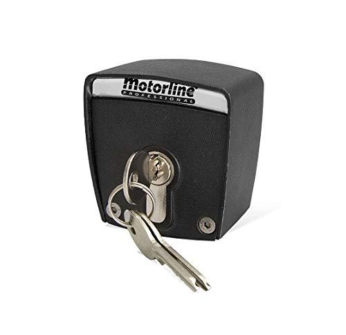 Motorline SCMV Start draadloze sleutel voor garagedeur, commerciële rolluiken, automatische toegangscontrole