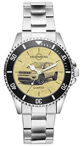 KIESENBERG Uhr - Geschenke für Jeep Compass Fan 20690