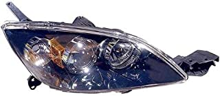 2005 Mazda 3 Headlight Cover Replacement