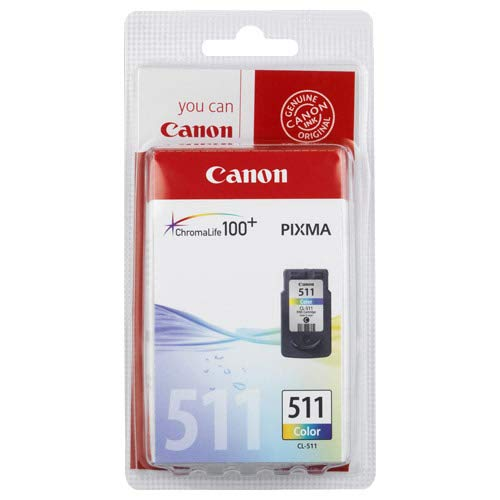 Canon CL-511 Cartucho de...