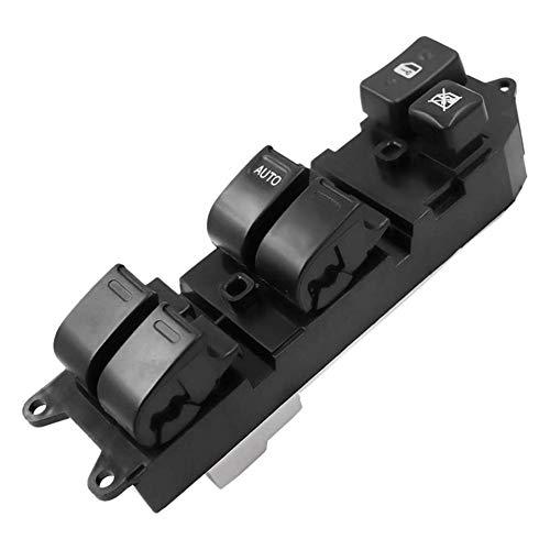 Interruptor de Control de Ventana Coche de la mano izquierda del conductor botón lateral de la ventana principal Energía Eléctrica Push Switch Panel for 84820-33060 for los Toyota Camry en forma for e