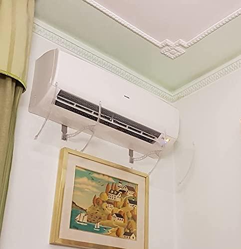 Deflettore per Condizionatore misure 30 * 90cm non fa condensa non è necessario alcun attrezzo non fa condensa