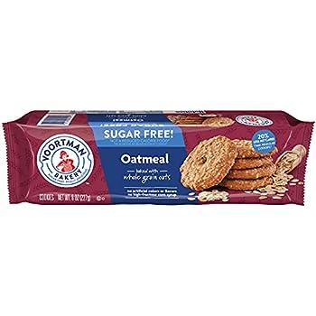 Best sugar free oatmeal cookies Reviews