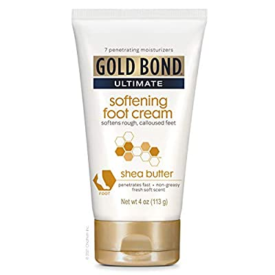 Gold Bond Ultimate Softening
