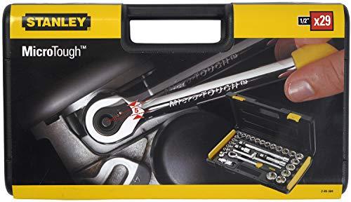 Stanley FatMax Micro Tough - Juego de llaves combinadas (0,63cm, 29 piezas)