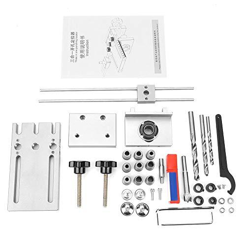 Vorrichtungsset, Holzdübelvorrichtung, Werkzeugbohrvorrichtung, Bohrbuchsenmaterial Nitrid-Werkzeugstahl