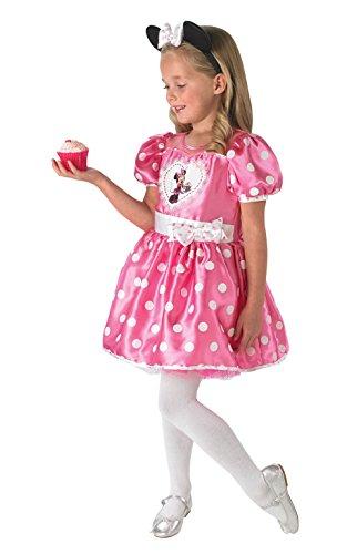 Rubie's 3888830 M – Minnie Mouse Pink Cupcake – Child Costume, déguisement, et