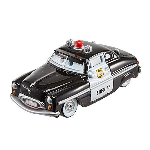 Cars 3- Vehículo Sherif Coche de Juguete Policía, Multicolor (Mattel FLM15) , color/modelo surtido