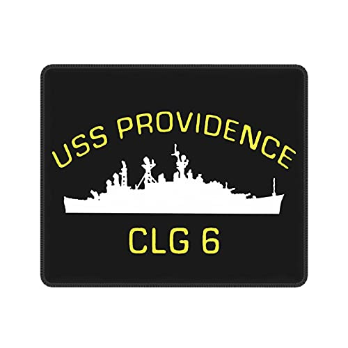 USS Providence CLG-6 Mouse Pad Multi-Size Office Products Mousepad for Working