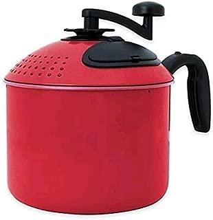 As Seen on TV Nonstick 4 quart TV Mac Magic Pasta Pot
