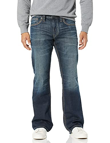 Silver Jeans Co. Men's Zac Relaxed Fit Jeans