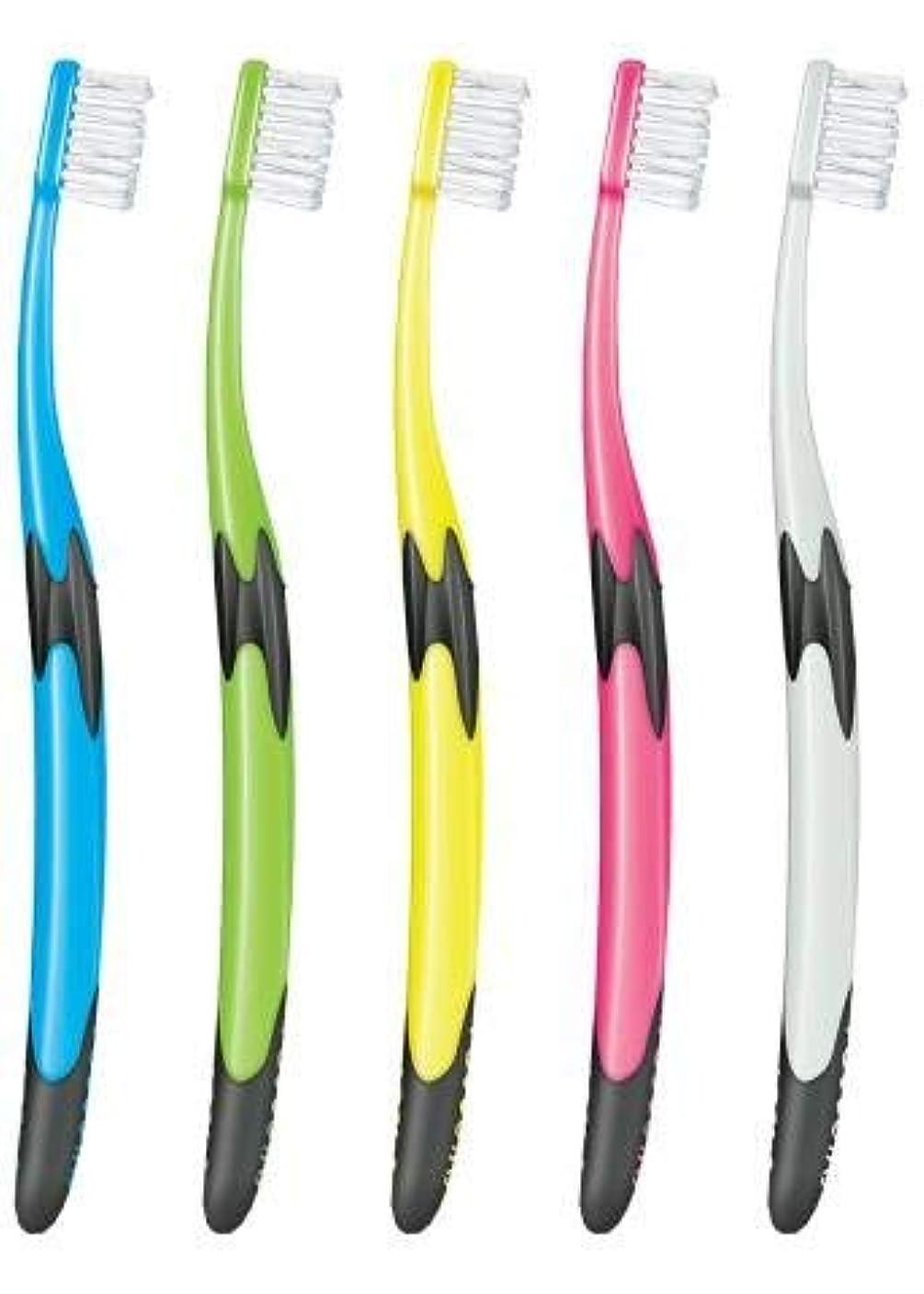 かき混ぜる保持リボンジーシー GC ルシェロ P-10 歯ブラシS(やわらかめ) 3本
