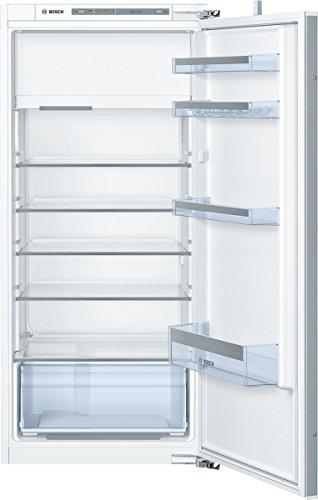 Bosch KIL42VF30 Serie 4 Einbau-Kühlschrank mit Gefrierfach / A++ / 122,5 cm Nischenhöhe / 172 kWh/Jahr / 195 L / SuperKühlen / FreshSense