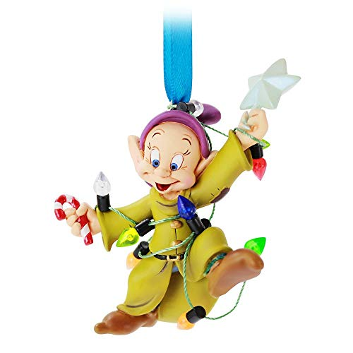 Disney Dopey Sketchbook Ornament – Snow White and The Seven Dwarfs