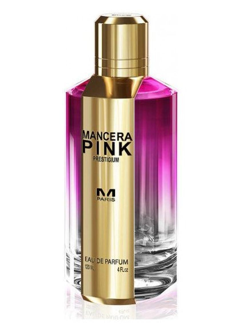 可愛い保証金郵便屋さんマンセラ ピンク プレスティジウム オードパルファン 120ml(Mancera Pink Prestigium EDP 120ml)[海外直送品] [並行輸入品]