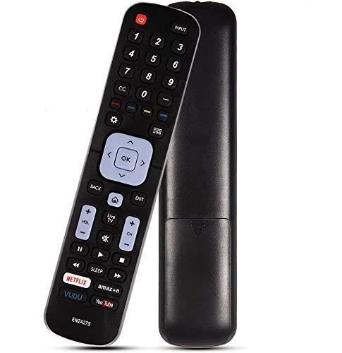 fosa EN2A27S Remote Control Replacement for Sharp LC-40N5000U / LC-43N5000U / LC-43N6100U TV