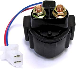 Caltric Starter Solenoid Relay Compatible With Yamaha XV920 Virago 920 1982-1983