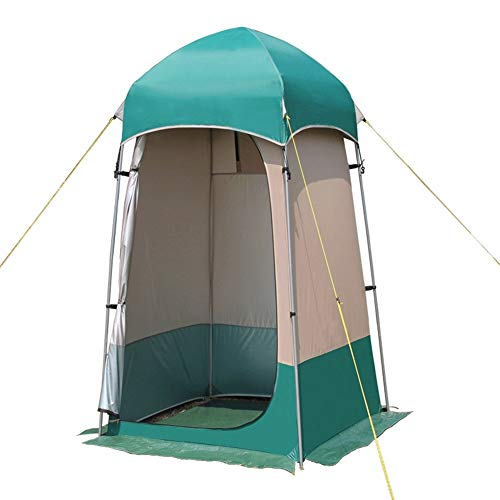 Pop Up Tent Beach Camping Tent Bathing shower tent, anti-transmittance, changing clothes, bathing, outdoor mobile toilet, toilet fishing, sunscreen new Foldable Outdoor UV Lightweight Waterproof tent