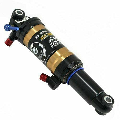 DNM AOY-36RC Mountain Bike Air Rear Shock mit Lockout 165 x 35 mm 4-System, Gold, ST1475-T