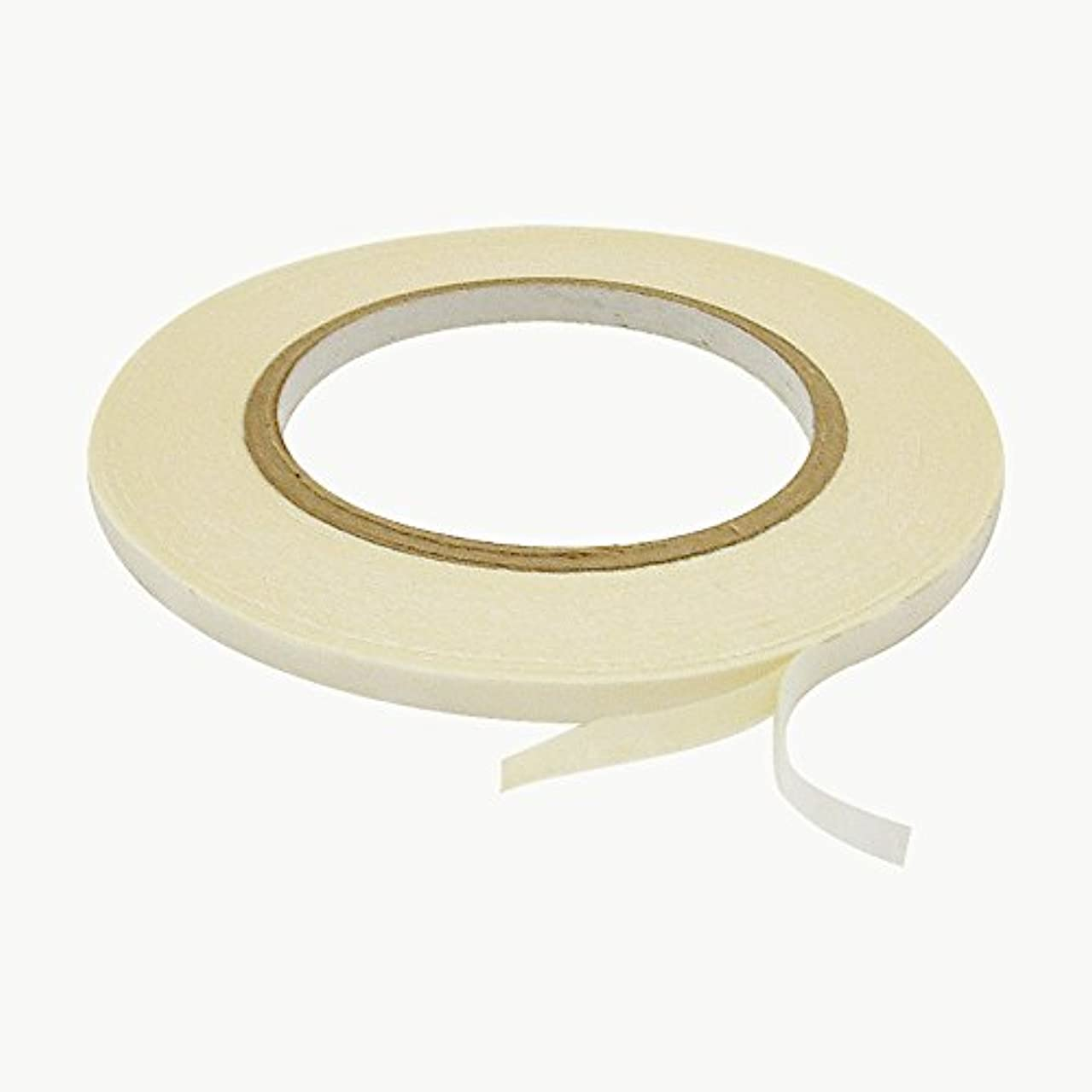 J.V. Converting DCP-01/NAT02536 JVCC DCP-01 Double Coated Crepe Paper Tape: 1/4