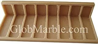 GlobMarble Old Brick Stone Mold BS 611/4 Corner