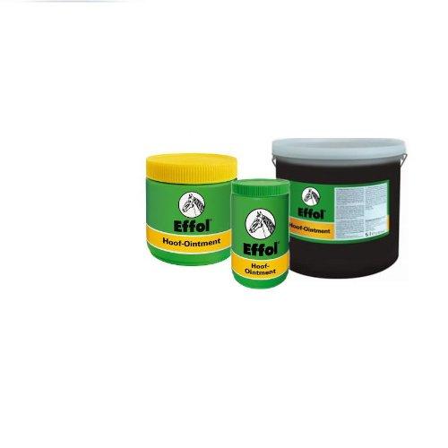 Effol Hoof Ointment 5 litre Green- ensures healthy hoof growth (Huf-Salbe, 5L, Grün)
