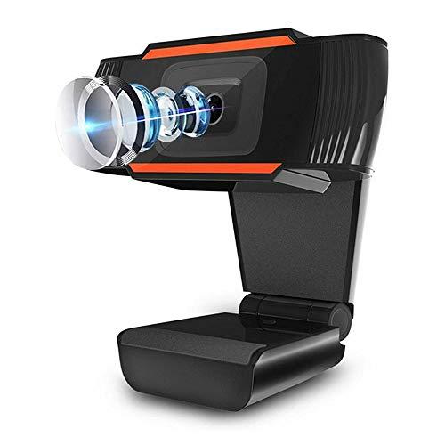 Webcam PC Full HD 1080P,Webcam Portátil para PC,USB Camara