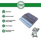 Zoom IMG-2 green label confezione da 4