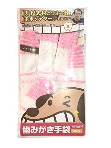 オンザロード 歯みがき手袋 5本指タイプ