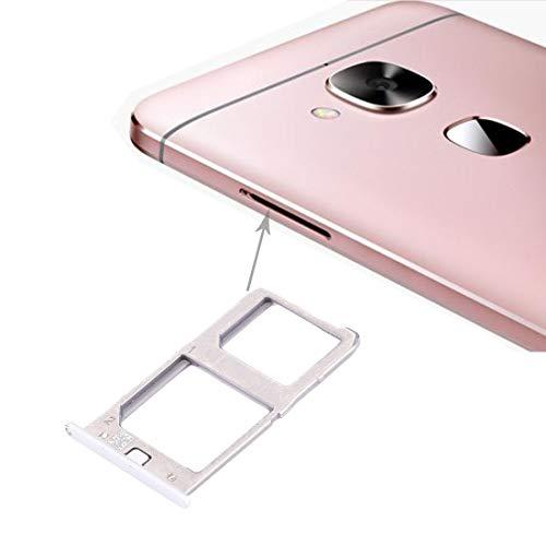 DIFZU Component for LeTV Le 1 Pro / X800 SIM Karten-Behälter (Gold) (Farbe : Silver)