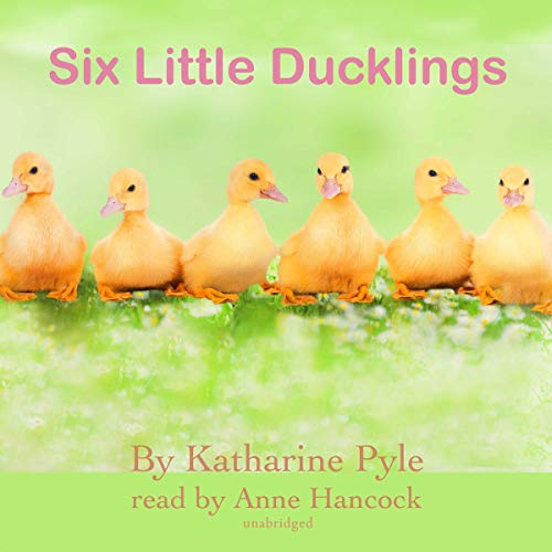 Six Little Ducklings cover art