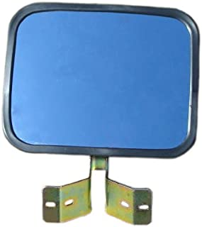 Hitch Hook-up Mirror Helps Driver Align to Ball Hitch. Use with Rv's & Gooseneck Trailers
