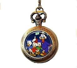 DuckTales Pocket Watch Necklace