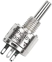Uxcell a14041000ux1554 RV24YN20S 200 Ohm B200 Resistance 6 mm Shaft Potentiometer Pot