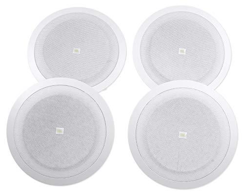 JBL 8128 | Full-range In-Ceiling Loudspeaker (4 speakers)