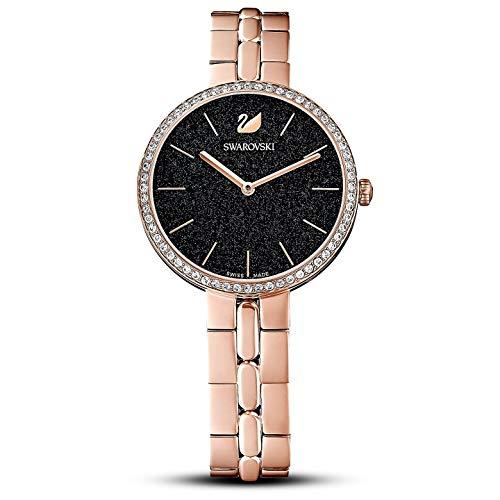 Swarovski Reloj de mujer cuarzo 32mm correa y caja de acero 5517797