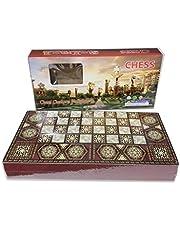 بست توي شطرنج مع طاولة وسط 13-18-3920